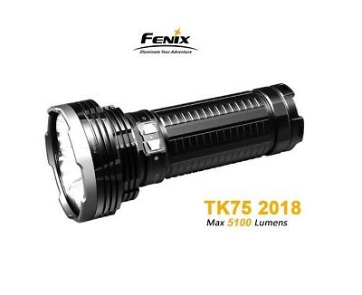 Fenix TK75 Cree XHP35 HI LED's Mod. 2018 LED 5100 Lumen Neu OVP online kaufen