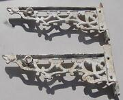 Cast Iron Shelf Brackets