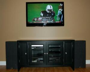 Installation of LED, LCD, PLASMA TV is just $49.99 wall mounting