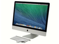 "iMac 27"" with extra 32GB memory"