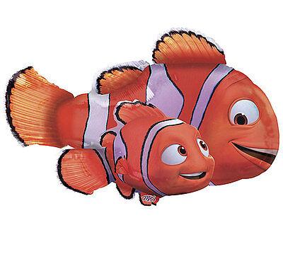 Finding Nemo 30 Balloons Birthday Under The Sea Disney Movie W/ Free Ribbon