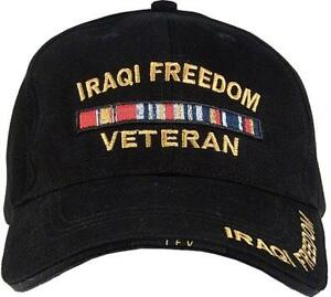 7e684f874e680 Rothco 9338 Deluxe Low Profile Cap - Iraqi Freedom 100 Cotton