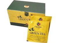organo gold gree tea