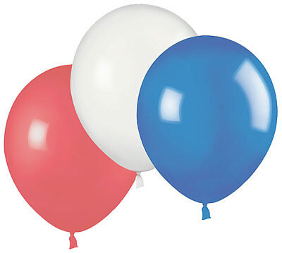 Red White Balloons (Large 17