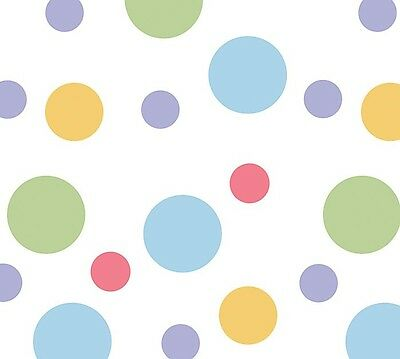 PASTEL Island Polka Dot Printed Tissue Paper for Gift Wrapping 20
