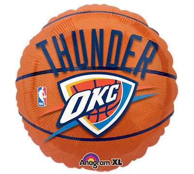 Party Supplies Okc (NBA Oklahoma City Thunder 18