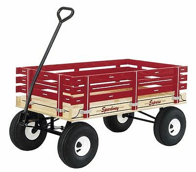 Speedway Express Wagon - Amish Made in USA