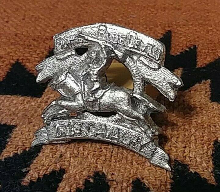 Rin Tin Tin premium badge REPRO Nabisco TV Western