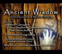 Intuitive Readings and healing services