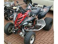Yamaha Raptor 700R 2008 FULLY ROAD LEGAL