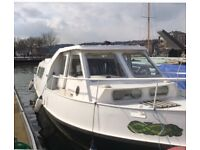 Permanent residential Boat for sale central Bristol