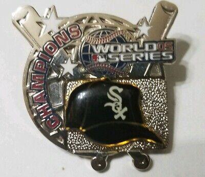 2005 Chicago White Sox World Series Champs MLB Baseball Lapel Pin (World Series 2005)