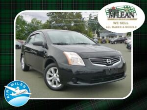 2012 Nissan Sentra 2.0 S Leather Heated Seats