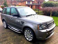 Landrover Range Rover Sport - No px - mercedes/ford/vw/audi