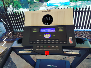 Model 3.8 Pro Form - Excellent American made quality treadmill Campbells Creek Mount Alexander Area Preview
