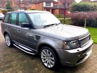Excellent Condition Landrover Range Rover Sport *2009*
