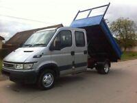 Wanted iveco Tipper 4x4 Caravan Passat Skoda Vitara jimny