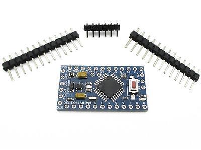 1pcs New Pro Mini Atmega328 Board 5v 16m Arduino Compatible Nano New