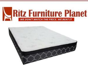 PILLOW TOP MATTRESS SALE FROM $129