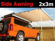 2x3m Awning car 4wd truck caravan and camping shade annex roof Wangara Wanneroo Area Preview