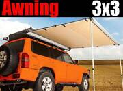 3x3 M AWNING ROOF TOP TENT CAMPER TRAILER 4WD 4X4 CAMPING CAR Wangara Wanneroo Area Preview