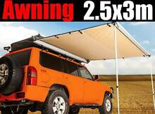 2.5x3m Awning car 4wd truck caravan and camping shade annex roof Craigie Joondalup Area Preview