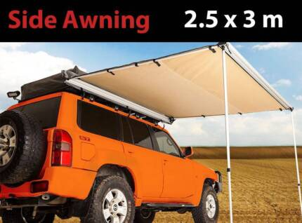 2.5x3m Awning car 4wd truck caravan and camping etc Craigie Joondalup Area Preview