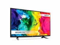 LG 43UH603V 43 inch Ultra HD 4K Smart TV WebOS