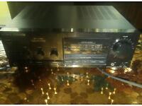 Sony amp 100 watts! !!