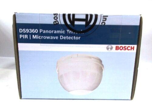 BOSCH TRI TECH MICROWAVE DETECTOR DS9360, 360° X 60