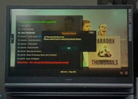 """50"""" Sony Bravia HD Freeview Projection LCD"""