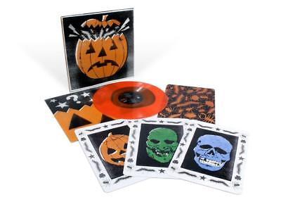 Halloween III Season Of The Witch Mondo Orange Black Color Vinyl LP Mint OOP
