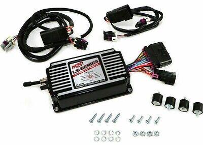 MSD 6LS LS Carb Setup Ignition Control 24X 58X LS1 LS2 LS3 LQ4 LQ9 4.8 5.3L 6.0L