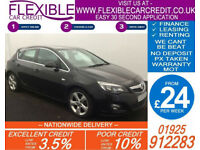 2012 VAUXHALL ASTRA 2.0 CDTI SRI GOOD / BAD CREDIT CAR FINANCE AVAILABLE