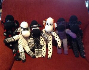 Hand Made Sock Animals Stratford Kitchener Area image 4