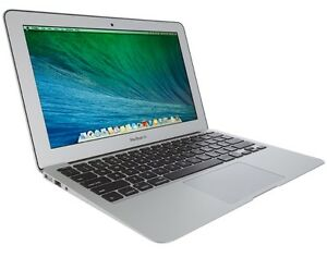 APPLE MACBOOK AIR 11.6'' i5 1.6 ghz 4 GB 128GB 2 BATTERY CYCLES