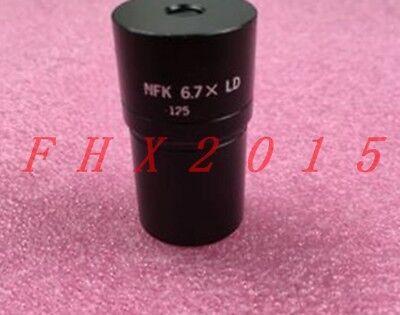 One Used Nfk 6.7x Ld Olympus Microscope