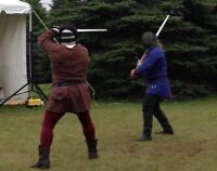 Medieval Combat & Sword Fighting Classes
