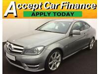 Mercedes-Benz C220 FROM £62 PER WEEK!