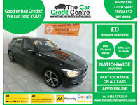 2013 BMW 116 2.0TD Sport ***BUY FOR ONLY £52 A WEEK***