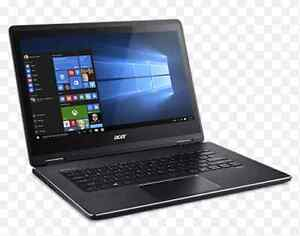 Acer aspire r14 touch screen