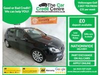 2009 VOLKSWAGEN GOLF 2.0 GT TDI ***BUY FOR ONLY £31 PER WEEK***