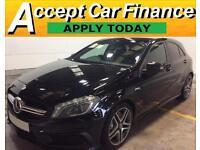 Mercedes-Benz A45 FROM £147 PER WEEK!