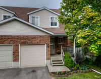 IMMACULATE TOWNHOUSE BACKING ONTO GREEN SPACE - CLOSE TO IRA NEE