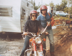 Looking for a 1972 Honda CB350