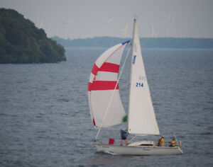 sails for Kirby 30