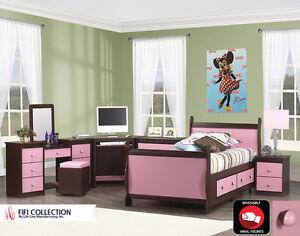 Kids & children bedroom full beds sets, Fifi collection