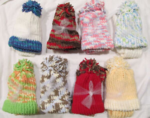 CHRISTMAS HOLIDAY SALE - KNITTED HATS AND SCARVES Windsor Region Ontario image 10