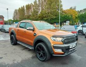 2017 Ford Ranger Pick Up Double Cab Wildtrak 3.2 TDCi 200