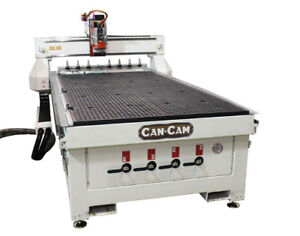 CAN CAM CNC Router Model B248-ATC